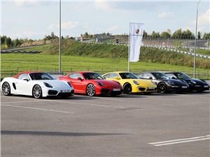 Porsche World Roadshow
