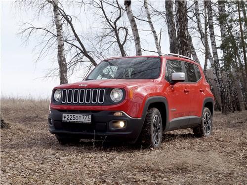Предпросмотр jeep renegade 2014 вид спереди