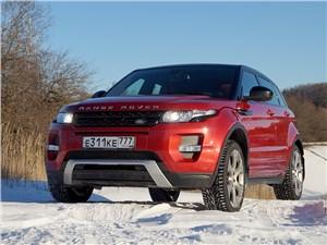 Предпросмотр range rover evoque 2012 вид спереди