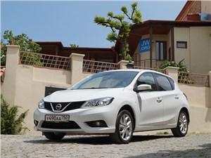 Nissan Tiida - nissan tiida 2015 рассвет нового дня