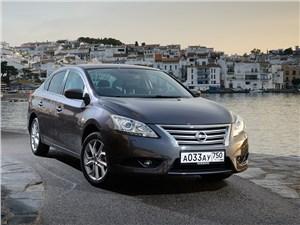 Nissan Sentra - Nissan Sentra 2013 Расставляем приоритеты