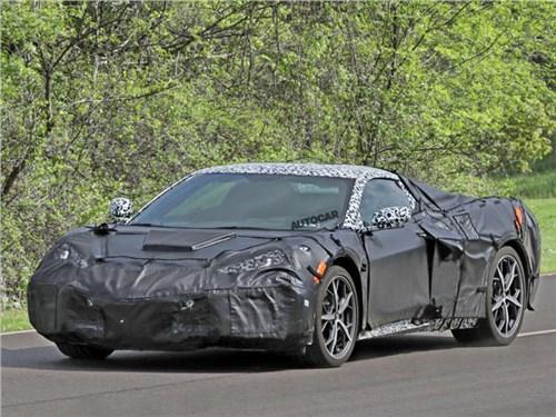 Новость про Chevrolet Corvette - GM придумал ветроустойчивые двери