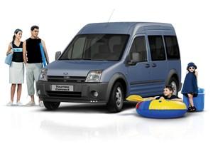Предпросмотр ford tourneo connect 2008 как семейный минивэн фото 3