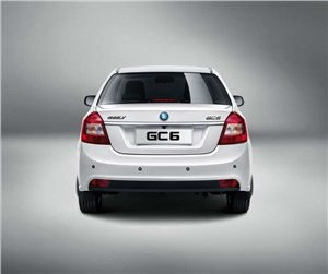 Geely GC6 -