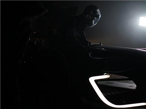 Renault готовит концепт нового спорткара