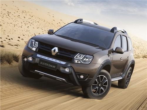 Renault Duster получил спецверсию для России
