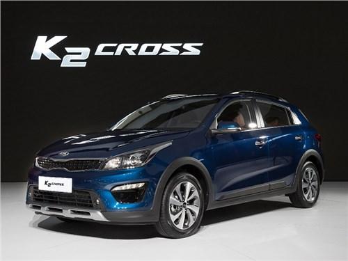 Новость про KIA - Kia K2 Cross 2017