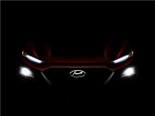 Hyundai приоткрыл завесу тайны над новым кроссовером