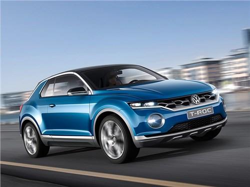 Volkswagen Group увеличит количество кроссоверов до девятнадцати