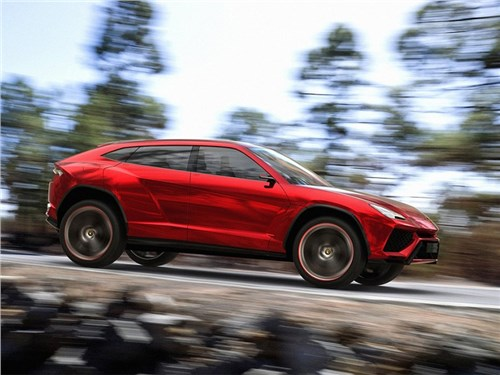 Новость про Lamborghini Urus - Lamborghini Urus
