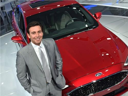 Новость про Ford - Президент и исполнительный директор концерна Ford Motor Co. Марк Филдс