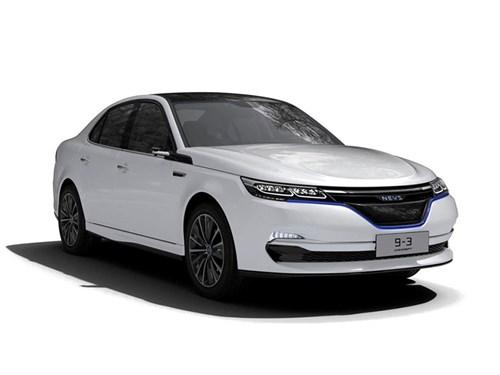 Новость про Saab 9-3 - NEVS 9-3