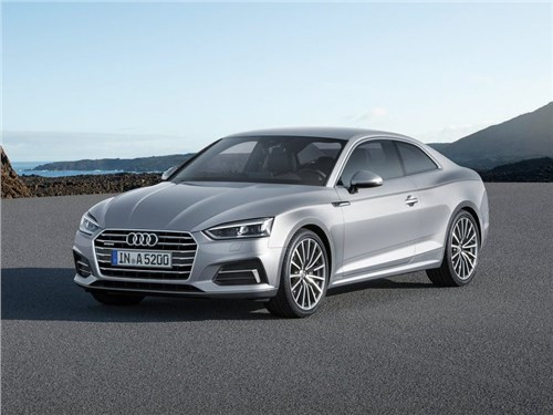 Audi объявила российский цены нового A5