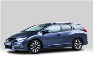 Новый Honda Civic - Рекордсмен