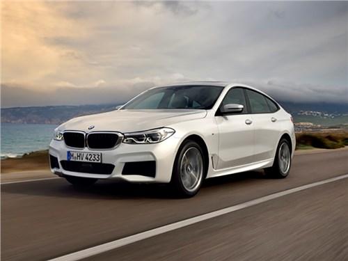 Новость про BMW 5 series GT - BMW 6GT