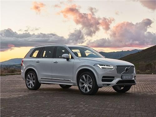 Volvo отзывает автомобили в России