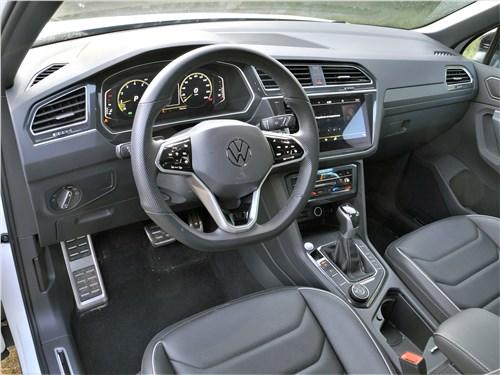Volkswagen Tiguan R (2021) салон