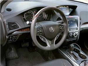 Предпросмотр acura mdx 2014 водительское место