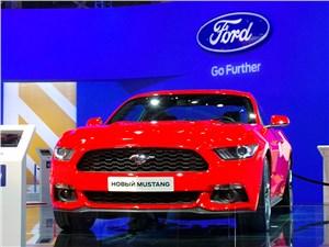 Новинка люкс-сегмента – Ford Mustang