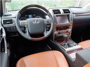 Предпросмотр lexus gx 460 2014 водительское место