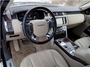 Предпросмотр range rover lwb 2014 водительское место