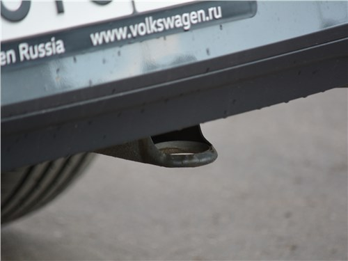 Volkswagen Polo (2020) буксировочная проушина