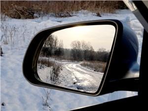 Предпросмотр brilliance h530 2014 боковое зеркало
