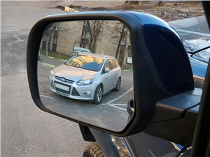 UAZ Pickup 2014 боковое зеркало
