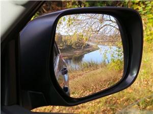 Toyota Land Cruiser Prado 2014 боковое зеркало