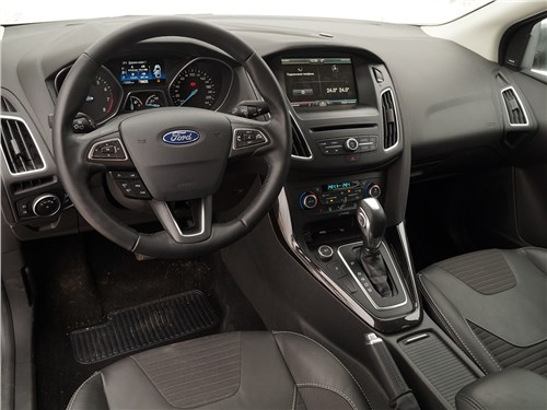 Ford Focus 2014 салон
