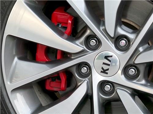 Kia Optima GT-Line 2016 колесо