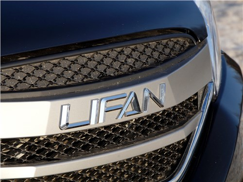 Lifan X60 2016 логотип