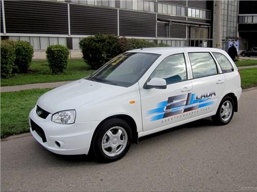 Сколько электромобилей в России?