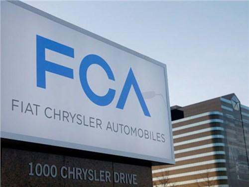 FCA отзывает автомобили в России