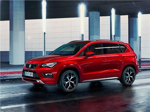 Новость про SEAT Ateca FR - Seat Ateca FR 2018