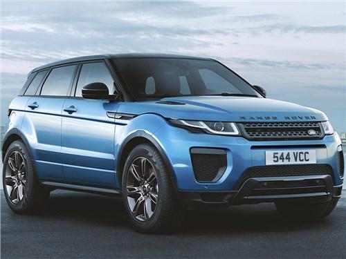 Новость про Land Rover Range Rover Evoque - Land Rover Evoque Landmark Edition 2017