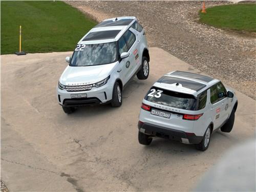 Последние герои Discovery - Land Rover Discovery 2017 на бруствере