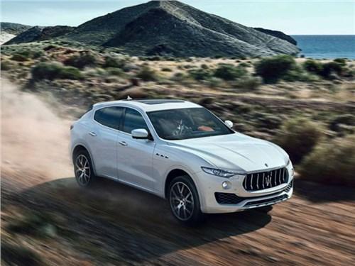 Maserati Levante получит силовую установку от минивэна