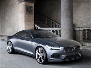 Предпросмотр volvo coupe концепт 2013 вид спереди фото 3