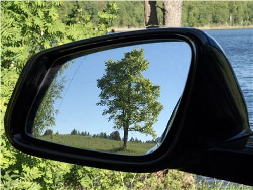 BMW X2 2019 боковое зеркало