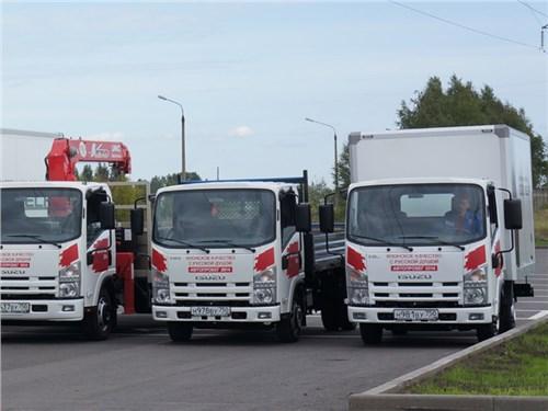 Sollers займется выпуском гибридных грузовиков