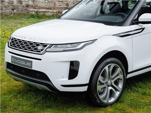 Land Rover Range Rover Evoque 2020 передние бампер