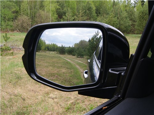 Honda Pilot 2019 боковое зеркало