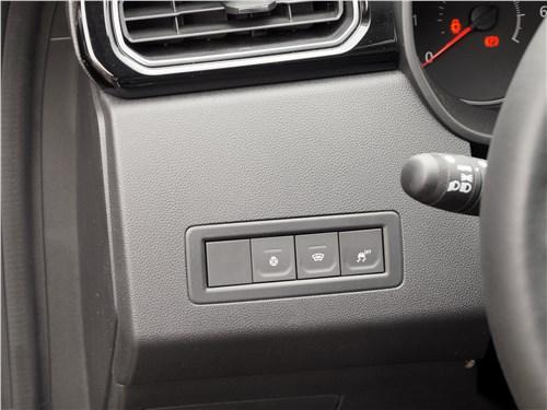 Renault Arkana 2020 кнопки