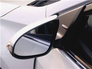 Toyota Corolla 2013 боковое зеркало с поворотником