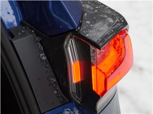 Lexus NX 2014 задний фонарь