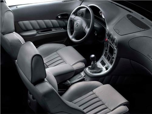 Второй эшелон (Alfa Romeo 166, Peugeot 607, Volvo S80) 166 -
