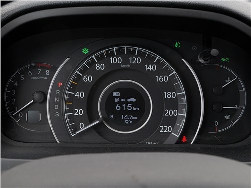 Honda CR-V 2015 приборная пенель