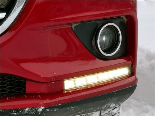 Предпросмотр haval h2 2014 светодиодные дневные ходовые огни