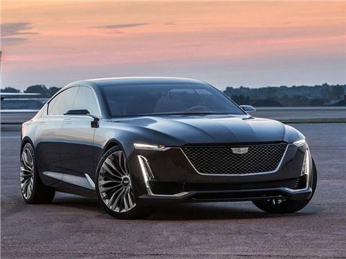 Новость про Cadillac - Cadillac Escala Concept 2016